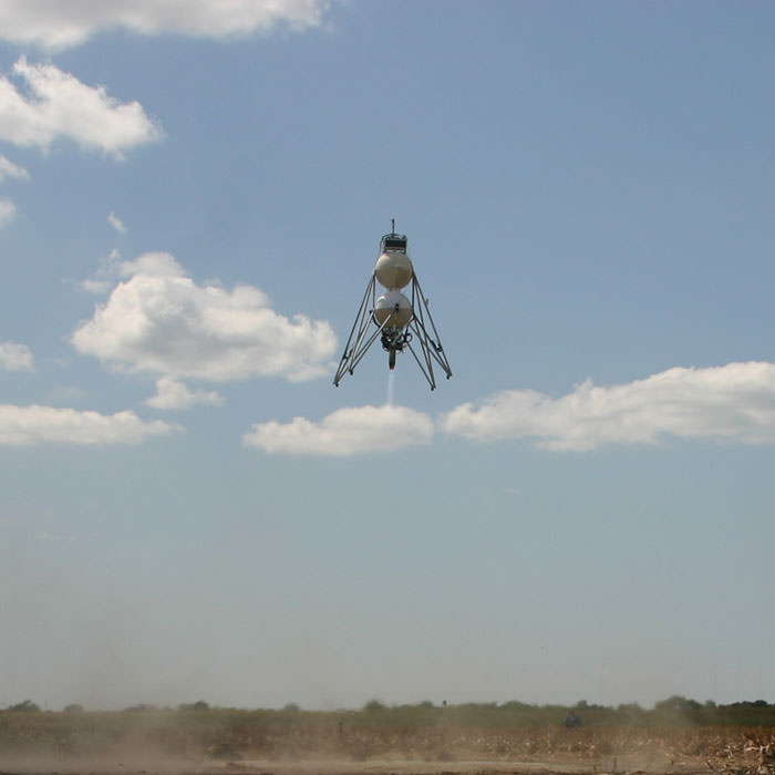 Armadillo Rocket with Ultra Motion Actuators