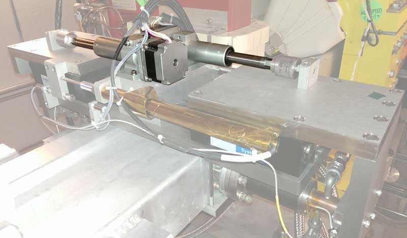 Horizontal Scraper Linear Actuator