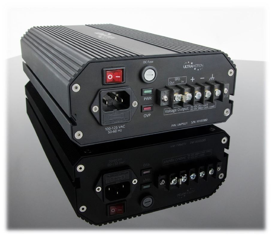 Ultra Motion Power Supply Unit